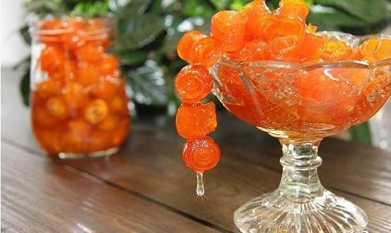 Рецепт варенья из апельсина