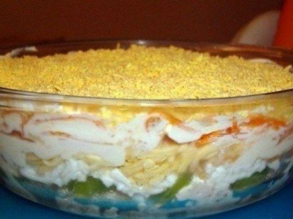 Салаты на день рождения: простые и вкусные рецепты, фото
