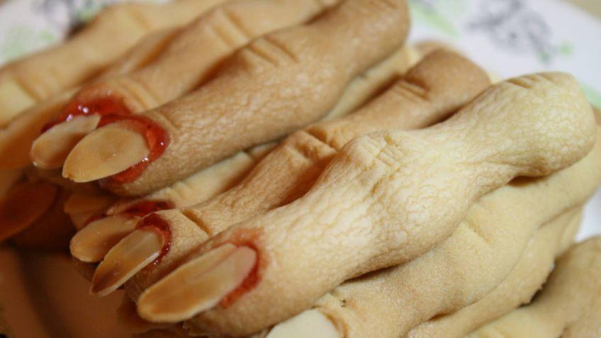 Песочные пальчики рецепт с фото