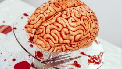 Торт мозг для зомби