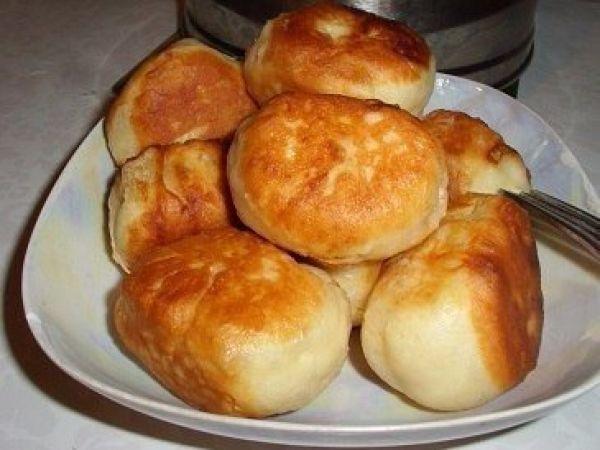 Тесто для пирожков на кефире пышные рецепт пошагово