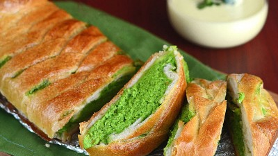 Pesto Bread.05