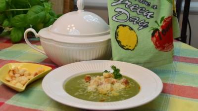 миниатюра Vkusno Зелёный суп