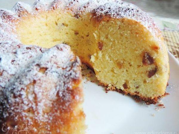 творожный кекс хлебный дом рецепт