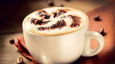 Кофе лава