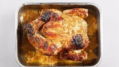 Курица 1