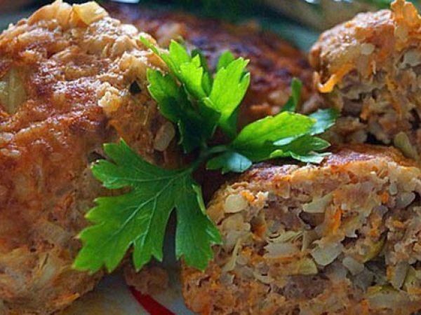 Ленивые голубцы  пошаговый рецепт приготовления с фото
