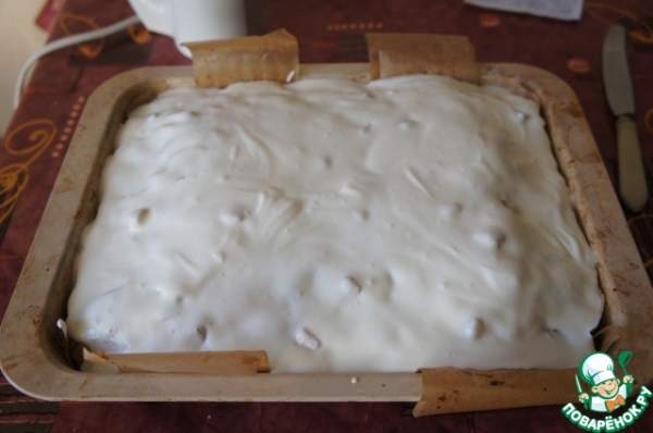 Юлькин пирог с персиками рецепт пошагово в духовке