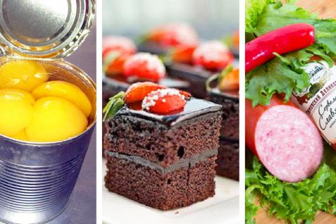 14 привычных продуктов, от которых вы должны отказаться немедленно!