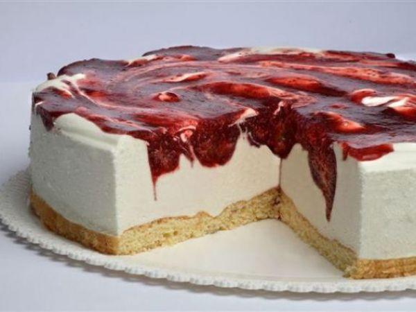 Торт с кремом маскарпоне рецепт с фото