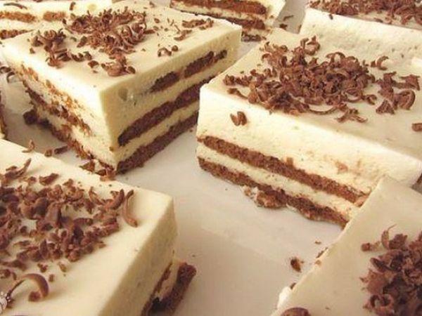быстрый торт без выпечки фото