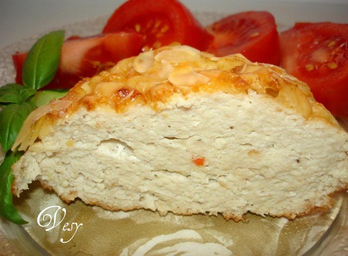 Суфле из курицы рецепт с фото