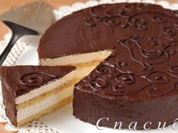 пташине молоко торт рецепт