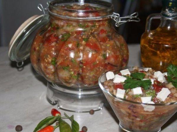 Как приготовить баклажаны с мясом и рисом