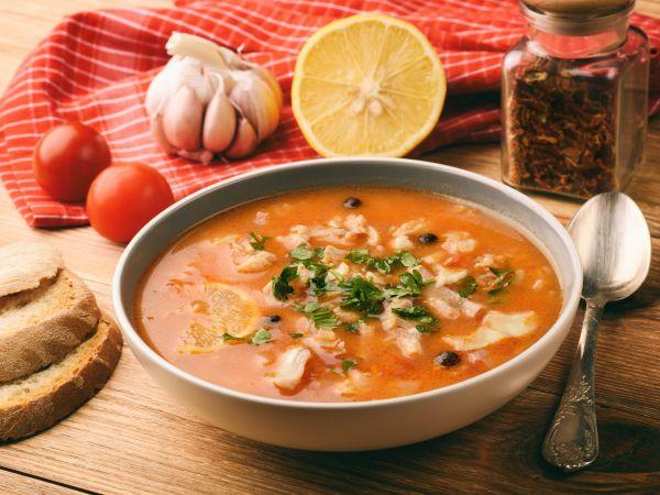 рецепт супа и брюшек семги