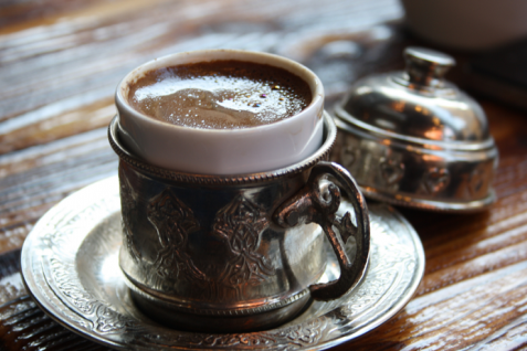рецепты заварного кофе в турке
