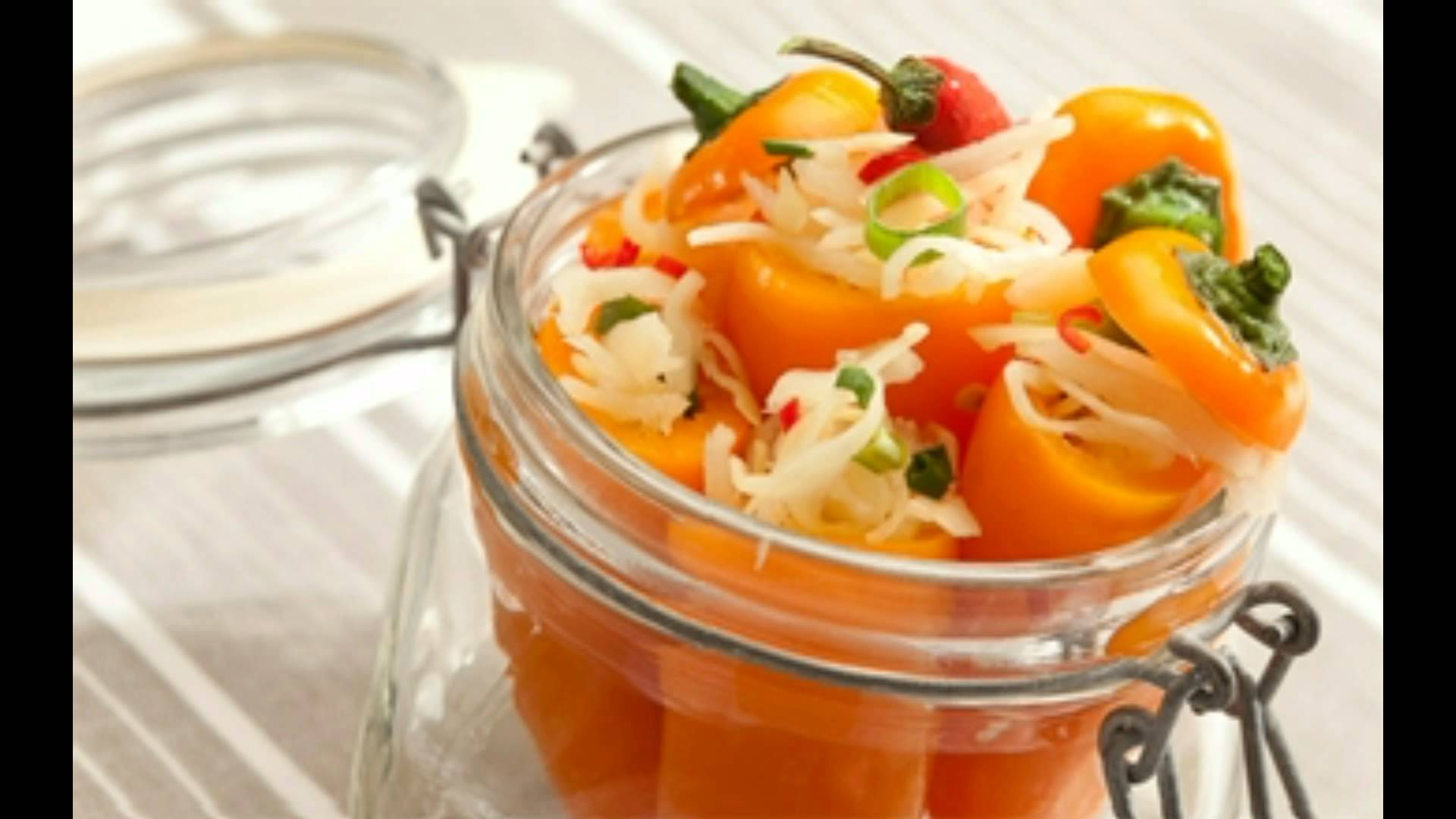 Перцы фаршированные рисом и овощами на зиму рецепты пошагово